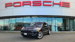Used 2018 Porsche Macan for sale in Langley City, BC