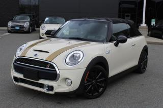 Used 2017 MINI Cooper Convertible for sale in Langley, BC
