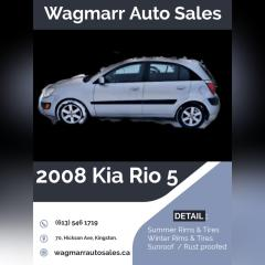 Used 2008 Kia Rio Rio5 EX Convenience for sale in Kingston, ON