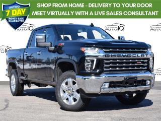 New 2021 Chevrolet Silverado 2500 HD LTZ for sale in Tillsonburg, ON