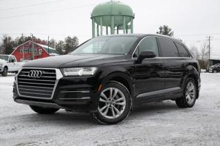 Used 2018 Audi Q7 3.0T Progressiv Progressiv for sale in Stittsville, ON