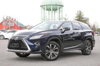 Used 2018 Lexus RX 350 L Luxury 6 PASSENGER RX350L for sale in Stittsville, ON