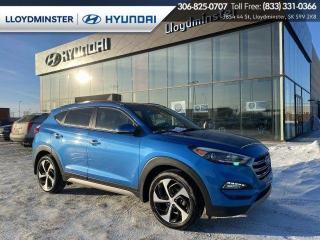 Used 2017 Hyundai Tucson SE for sale in Lloydminster, SK