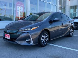 Used 2018 Toyota Prius Prime Upgrade TECH PKG-HUD+JBL AUDIO+MORE! for sale in Cobourg, ON