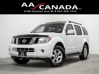 Used 2009 Nissan Pathfinder SE for sale in North York, ON