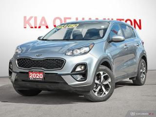 Used 2020 Kia Sportage LX Bluetooth | Heated seats | Android / Apple carplay | AWD and more... for sale in Hamilton, ON
