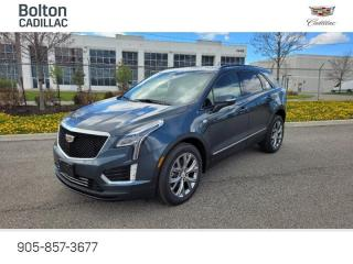 New 2021 Cadillac XT5 Sport - Navigation - Leather Seats - $406 B/W for sale in Bolton, ON