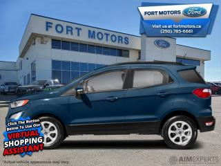 New 2019 Ford EcoSport SE 4WD  - Navigation - $242 B/W for sale in Fort St John, BC