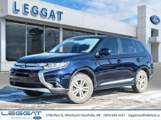 Used 2016 Mitsubishi Outlander ES for sale in Stouffville, ON