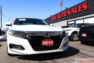 Used 2019 Honda Accord Touring|ACCIDENT FREE|BACKUP CAM|SUNROOF|CAR PLAY for sale in Brampton, ON