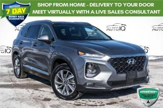 Used 2019 Hyundai Santa Fe Luxury ONE OWNER! HEATED SEATS! for sale in Barrie, ON