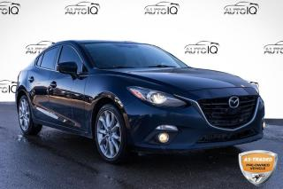 Used 2014 Mazda MAZDA3 GT-SKY AS TRADED SPECIAL   YOU CERTIFY, YOU SAVE for sale in Innisfil, ON