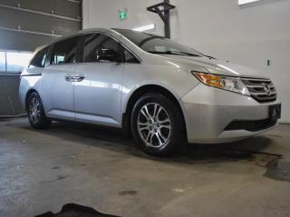 Used 2013 Honda Odyssey EX-L 8 PASSAGER CUIR TOIT OUVRANT DVD CAMERA DE RECUL for sale in Vaudreuil-Dorion, QC