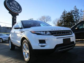 Used 2014 Land Rover Evoque 5DR HB PURE PLUS for sale in Burlington, ON