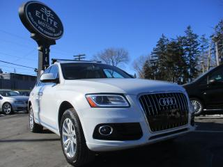Used 2017 Audi Q5 quattro 4dr 2.0T Progressiv for sale in Burlington, ON