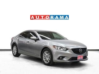 Used 2015 Mazda MAZDA6 GS Navigation Leather Sunroof Backup Camera for sale in Toronto, ON