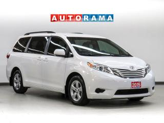 Used 2015 Toyota Sienna LE 7 Passenger Backup Camera for sale in Toronto, ON
