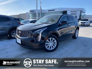New 2021 Cadillac XT4 AWD Luxury for sale in Winnipeg, MB