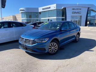 Used 2019 Volkswagen Jetta Highline FWD | Heated Seats | Power Sunroof for sale in Winnipeg, MB