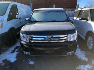 Used 2010 Ford Flex Limited**PANORAMIC ROOF*POWER TAILGATE** for sale in Hamilton, ON