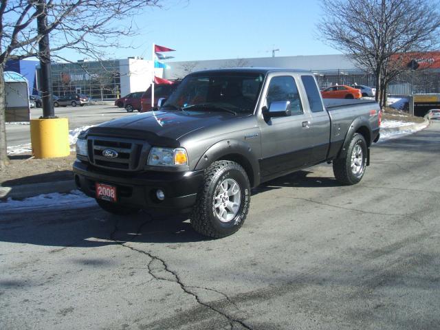 2008 Ford Ranger FX4/Off-Rd