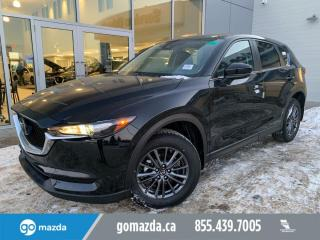 Used 2019 Mazda CX-5 GS - AWD, HALF LEATHER,CLOTH, HEATED SEATS, BACK UP AND MUCH MORE! for sale in Edmonton, AB