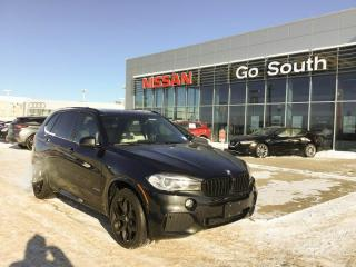 Used 2015 BMW X5 xDRIVE35i, LEATHER, NAVIGATION for sale in Edmonton, AB