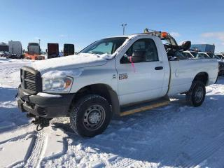 Used 2009 Dodge Ram 2500 for sale in Innisfil, ON