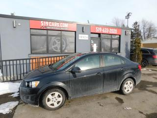 Used 2015 Chevrolet Sonic LS | Low KMS | 2 sets of tires for sale in St. Thomas, ON