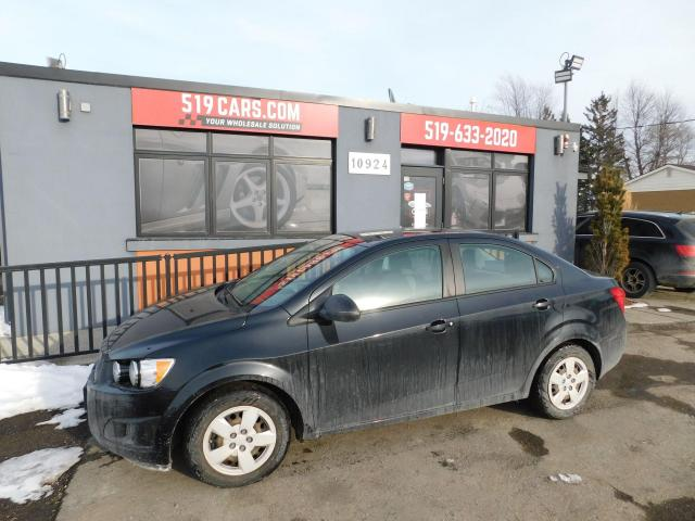 2015 Chevrolet Sonic LS | Low KMS | 2 sets of tires