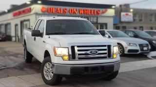 Used 2011 Ford F-150 XLT for sale in Oakville, ON