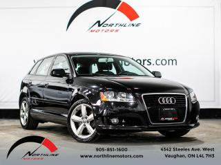 Used 2013 Audi A3 Hatchback/Heated Leather/Heated Mirrors for sale in Vaughan, ON