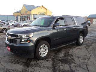 Used 2020 Chevrolet Suburban 1500LS 4x4 5.3L 8 Pass BackCam RemoteStart for sale in Brantford, ON