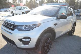 Used 2017 Land Rover Discovery Sport SE for sale in Richmond Hill, ON