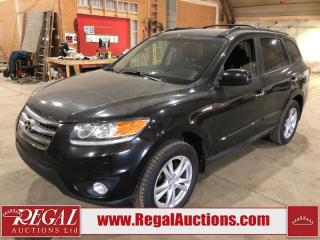 Used 2012 Hyundai Santa Fe 4D Utility AT 4WD for sale in Calgary, AB