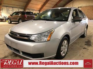 Used 2008 Ford Focus SE 4D Sedan for sale in Calgary, AB