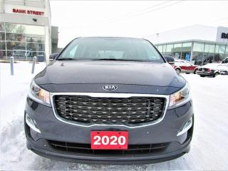 Used 2020 Kia Sedona LX+ for sale in Gloucester, ON