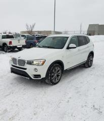 Used 2015 BMW X3 xDrive28i | $0 DOWN - EVERYONE APPROVED! for sale in Calgary, AB