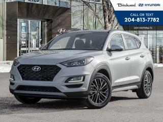New 2021 Hyundai Tucson Preferred Trend AWD for sale in Winnipeg, MB