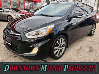 Used 2017 Hyundai Accent GLS SPORT for sale in London, ON
