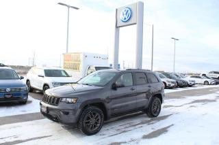 Used 2017 Jeep Grand Cherokee 3.6L Laredo 75th Anniversary -Ltd Avail- for sale in Whitby, ON