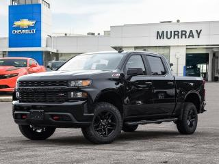 New 2021 Chevrolet Silverado 1500 Custom Trail Boss for sale in Winnipeg, MB