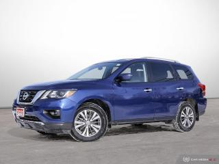 Used 2020 Nissan Pathfinder SV Tech for sale in Carp, ON