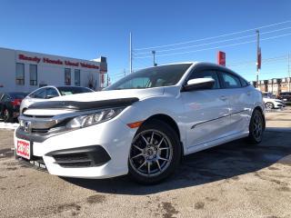 Used 2016 Honda Civic Sedan LX  - Bluetooth - Rear Camera - Heated Seats for sale in Mississauga, ON