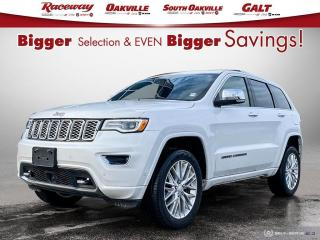 Used 2018 Jeep Grand Cherokee High Altitude 4x4 for sale in Etobicoke, ON