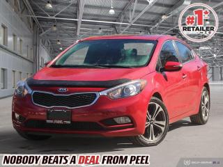 Used 2014 Kia Forte 2.0L EX for sale in Mississauga, ON