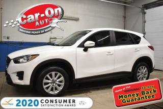 Used 2016 Mazda CX-5 AWD | ALLOYS | PUSH BUTTON START | CONVENIENCE PKG for sale in Ottawa, ON