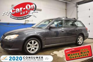 Used 2009 Subaru Legacy pzev for sale in Ottawa, ON