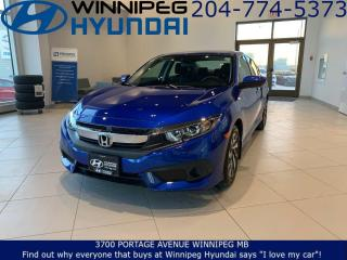 Used 2018 Honda Civic SEDAN SE for sale in Winnipeg, MB