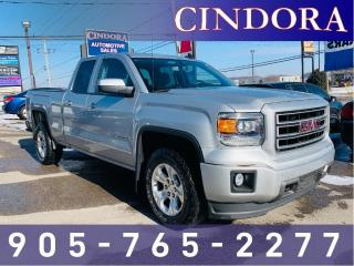 Used 2015 GMC Sierra 1500 4x4, Clean Carfax, 8cyl, One Owner for sale in Caledonia, ON